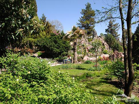 botanischer garten andre heller gardone riviera giardino botanico a hruska gardasee. Black Bedroom Furniture Sets. Home Design Ideas