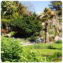 Gardone Riviera Gardasee Botanischer Garten Andre Heller