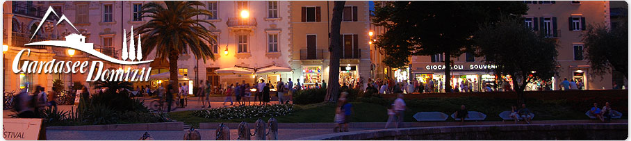 Restaurant, Bar, Gardasee