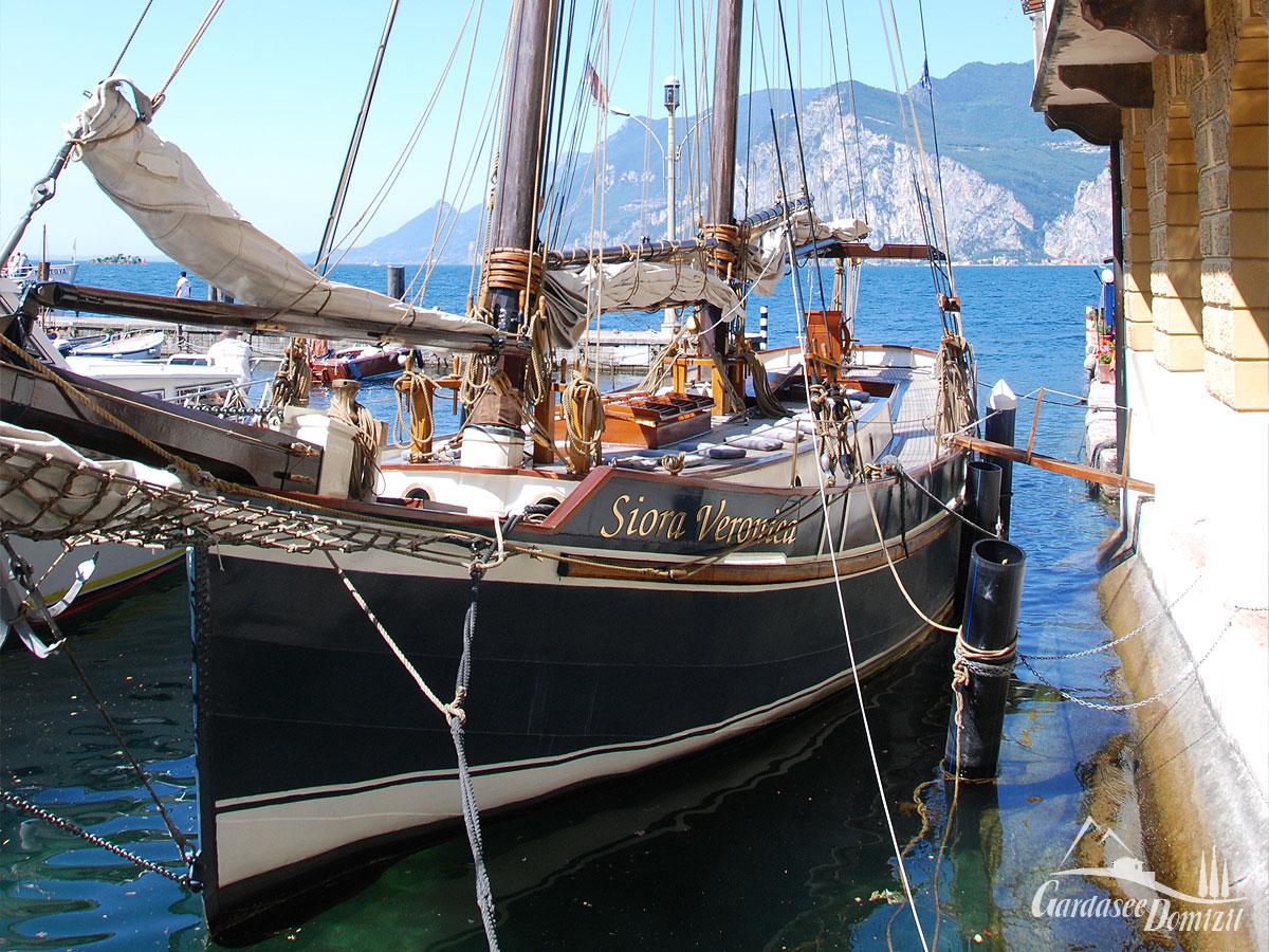 welche segelschiffe gibt es