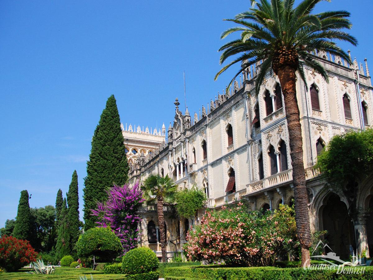 Die Garten Von Villa Borghese